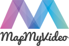 mapmyvideo video editor logo